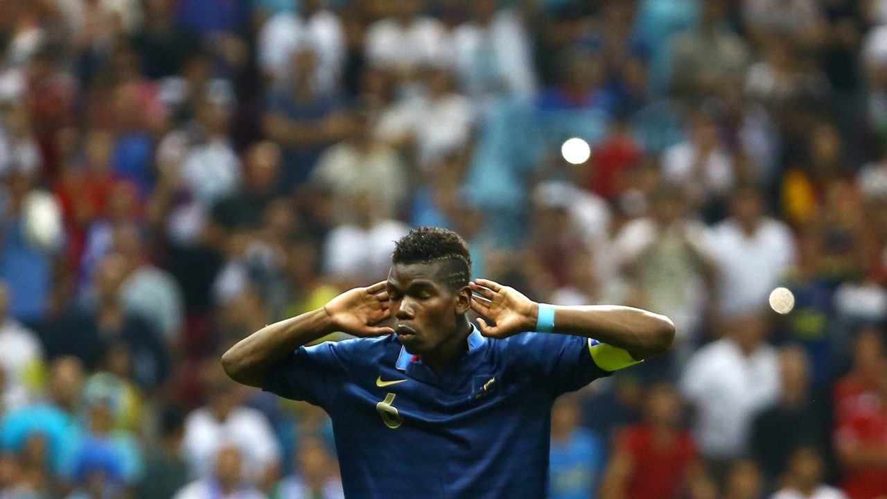 World Cup Warmup Report: Paul Pogba And France Vs Norway