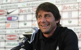 Juventus - Conferenza stampa Antonio Conte