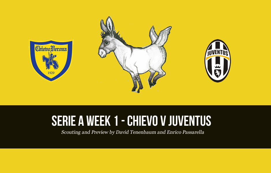 Preview and Scouting: Chievo Verona vs Juventus
