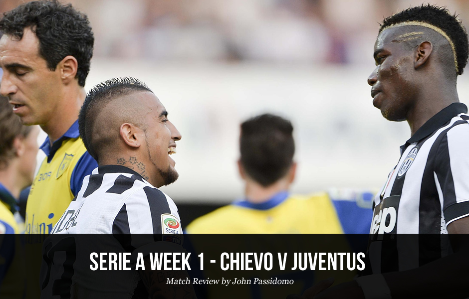 Post Match Review: Chievo 0-1 Juve