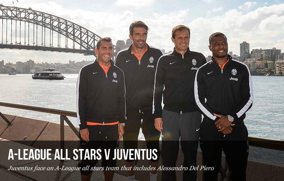 A-League All Stars v Juventus
