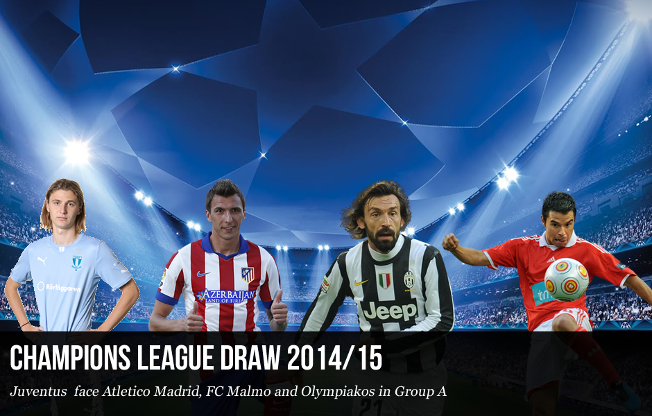 Champions League Draw 2014/15