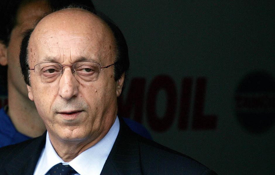 Luciano Moggi: The Annus Horribilis Years -Juvefc.com