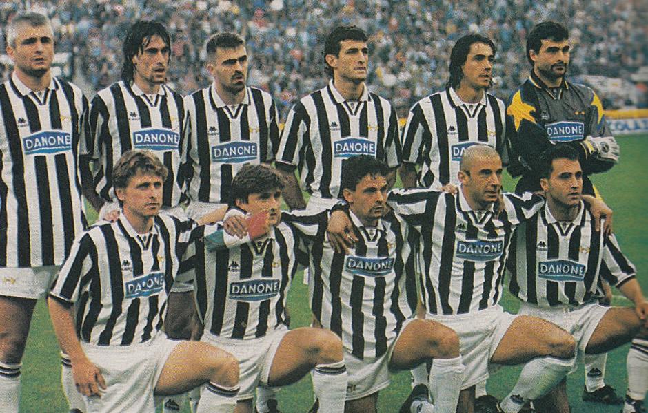 Classic Games Juventus Vs Parma Serie A 1994 95 Juvefc Com