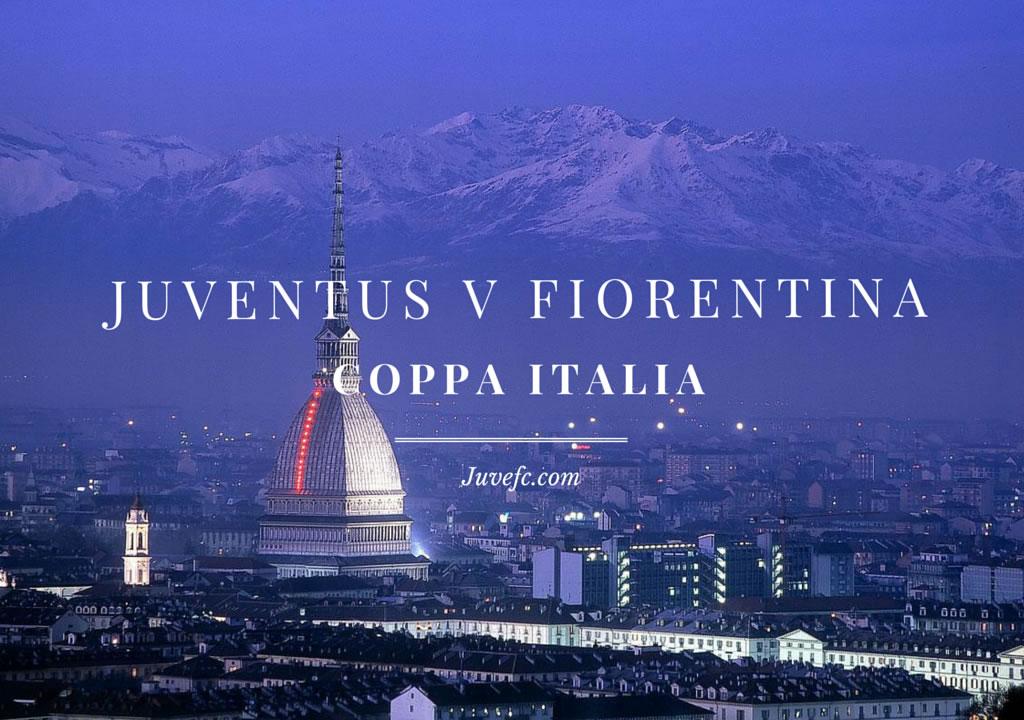 Juventus v Fiorentina Coppa Italia Preview -Juvefc.com