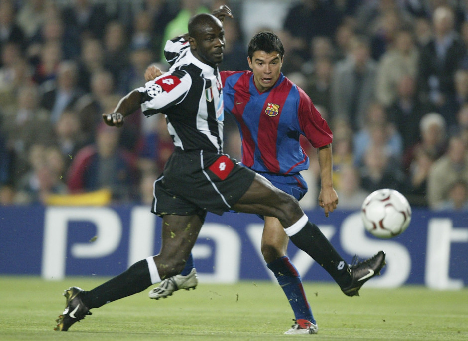 Classic Games Barcelona Vs Juventus 2002 03 Champions League Quarter Final Second Leg Juvefc Com