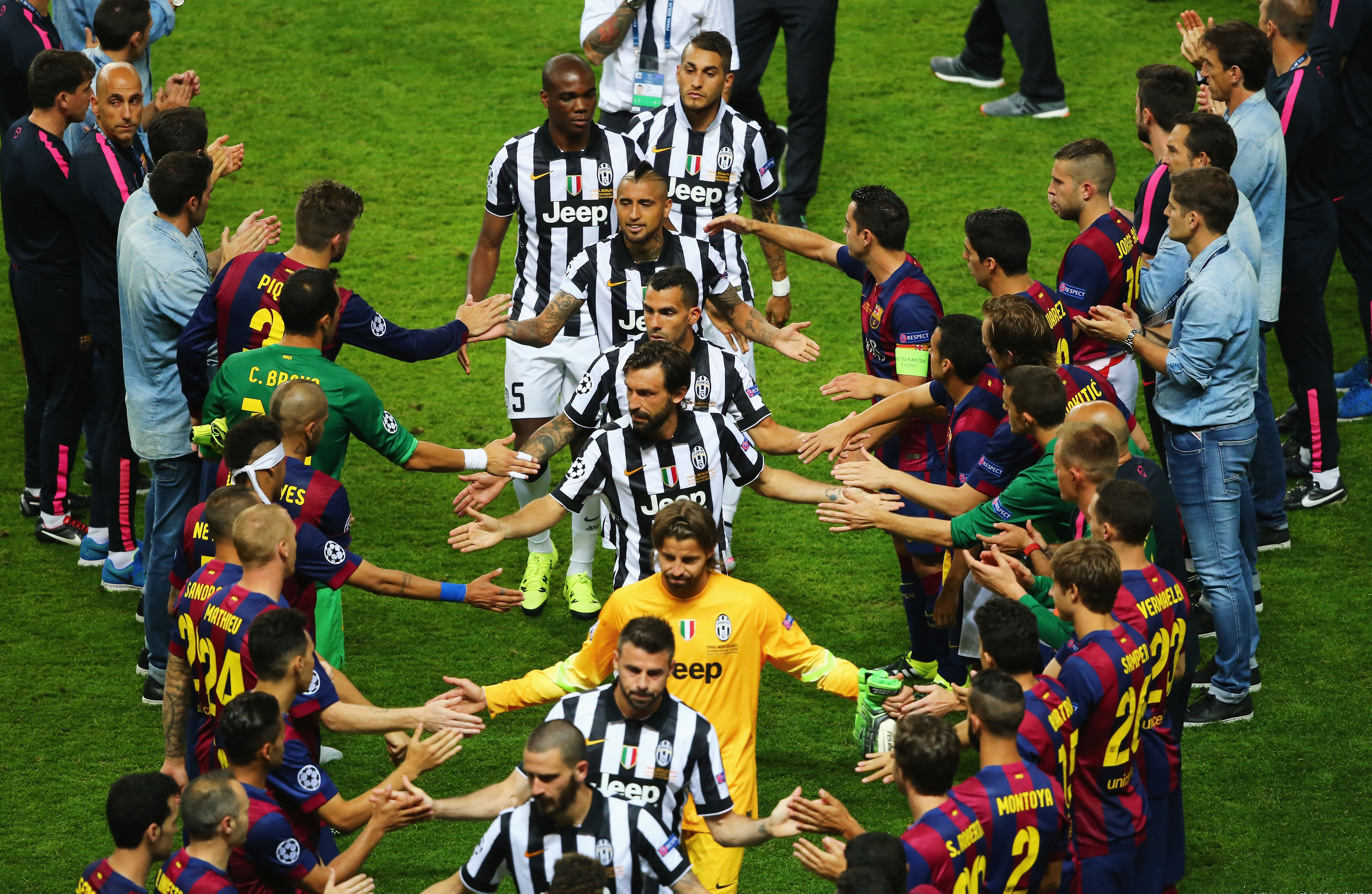 Juventus v FC Barcelona - UEFA Champions League Final ...