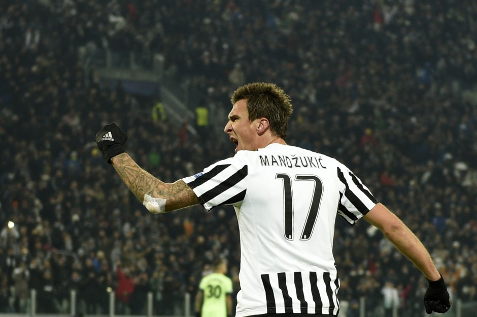 Juventus 1 0 Man City Champions League Match Report Juvefc Com