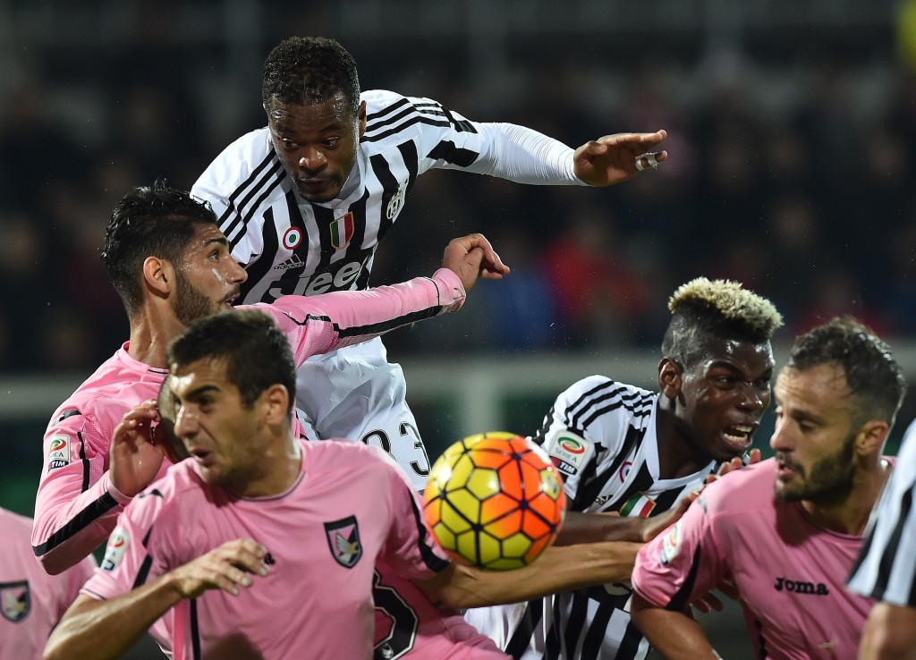 palermo 0 3 juventus serie a match report. Black Bedroom Furniture Sets. Home Design Ideas