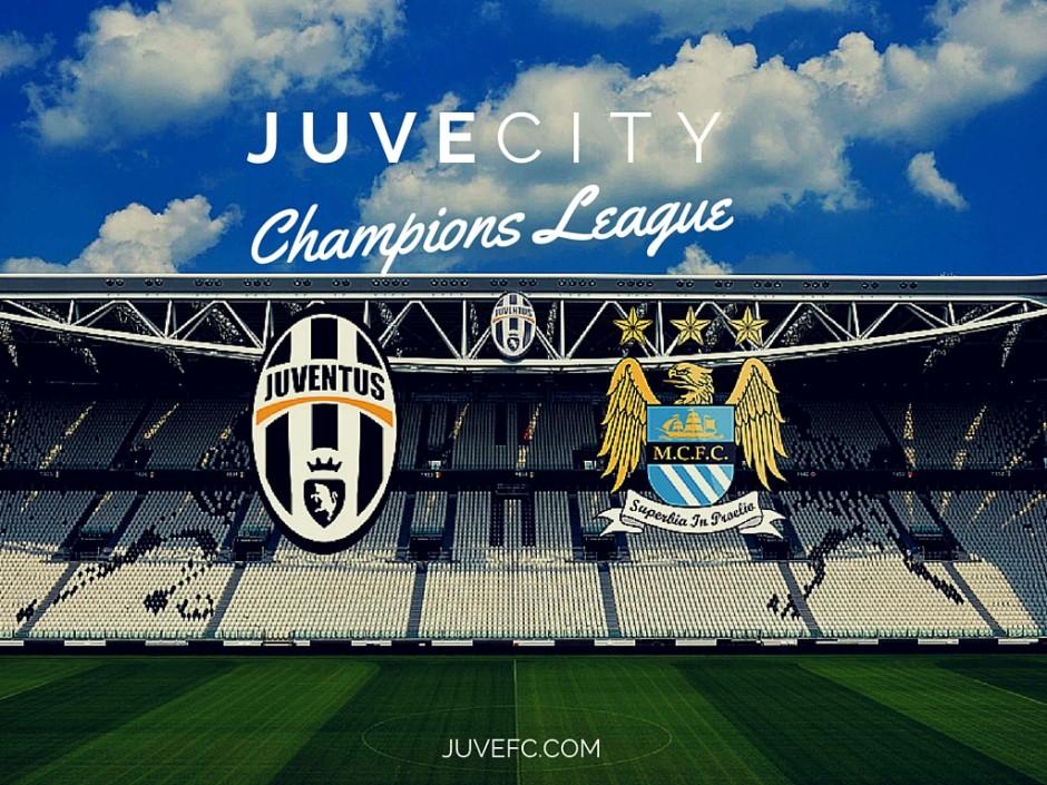 Juventus V Manchester City Champions League Preview Juvefc Com