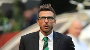 Di Francesco deserves credit for the ever blossoming Sassuolo side with an italian heart.