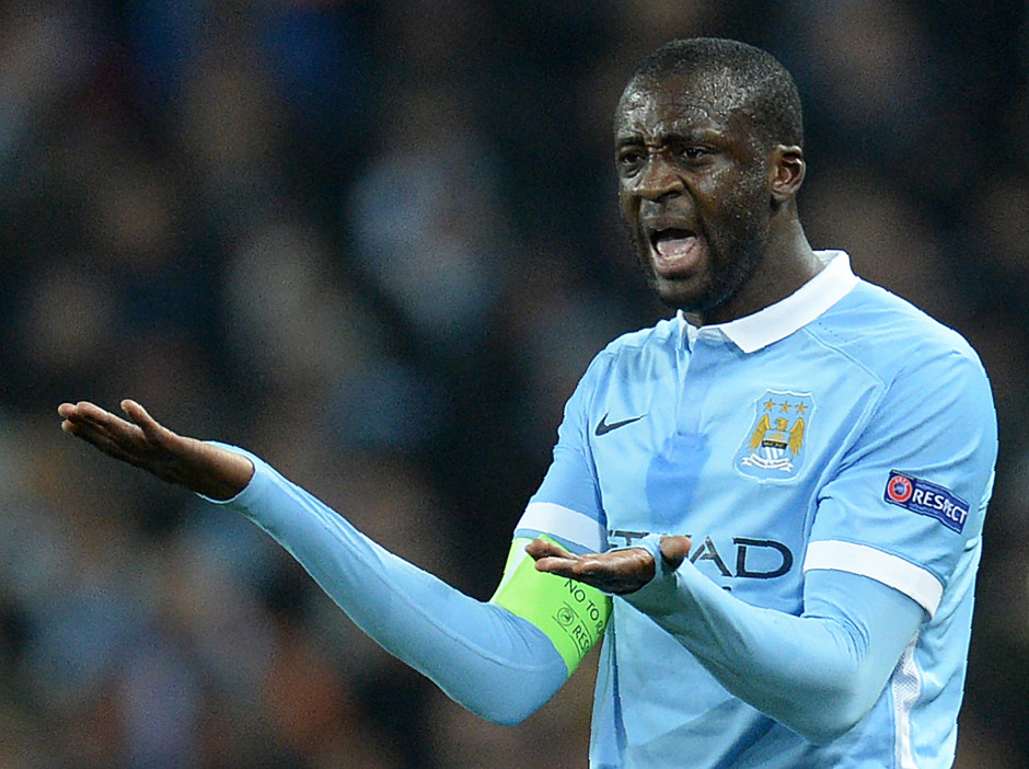 Image result for Yaya Toure was simply 'too expensive' for Inter – agent