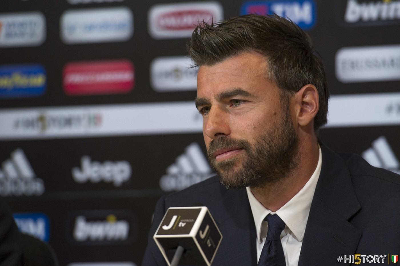 Andrea Barzagli Confirms Retirement Juvefc Com