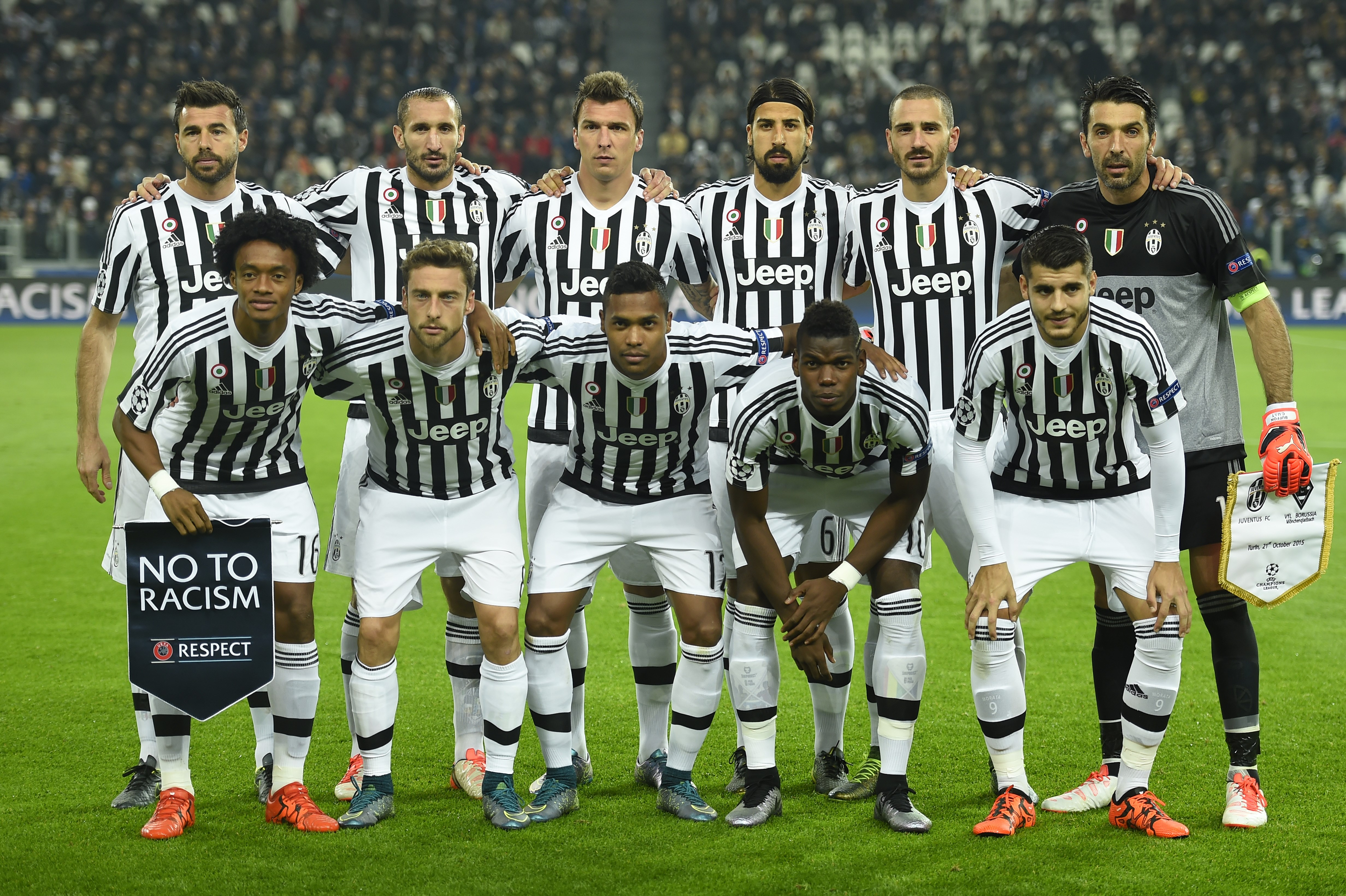 Exploring A Lineup Change For Juventus Juvefc Com