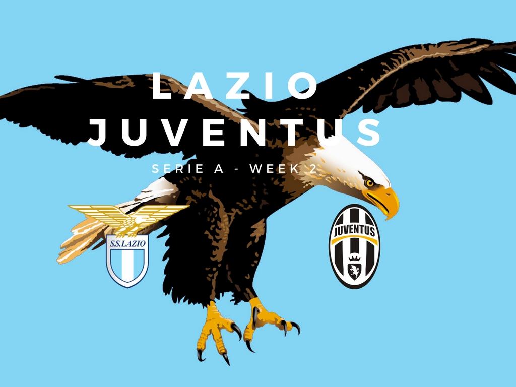Lazio v Juventus Serie A Match Preview -Juvefc.com