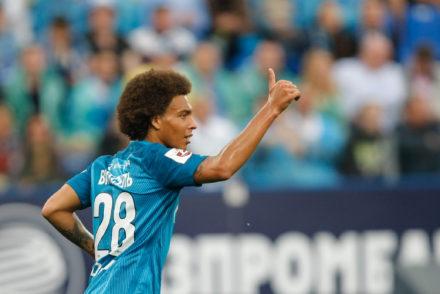 FC Zenit St Petersburg v FC Lokomotiv Moscow
