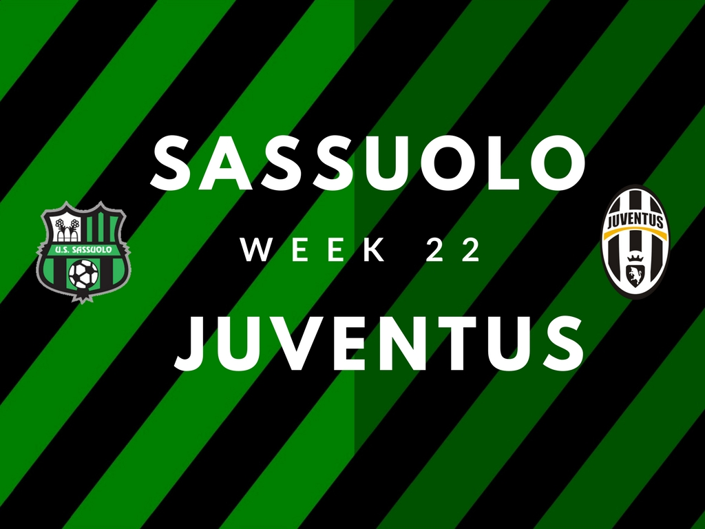 Sassuolo Vs Juventus: Sassuolo Vs Juventus Match Preview And Scouting -Juvefc.com