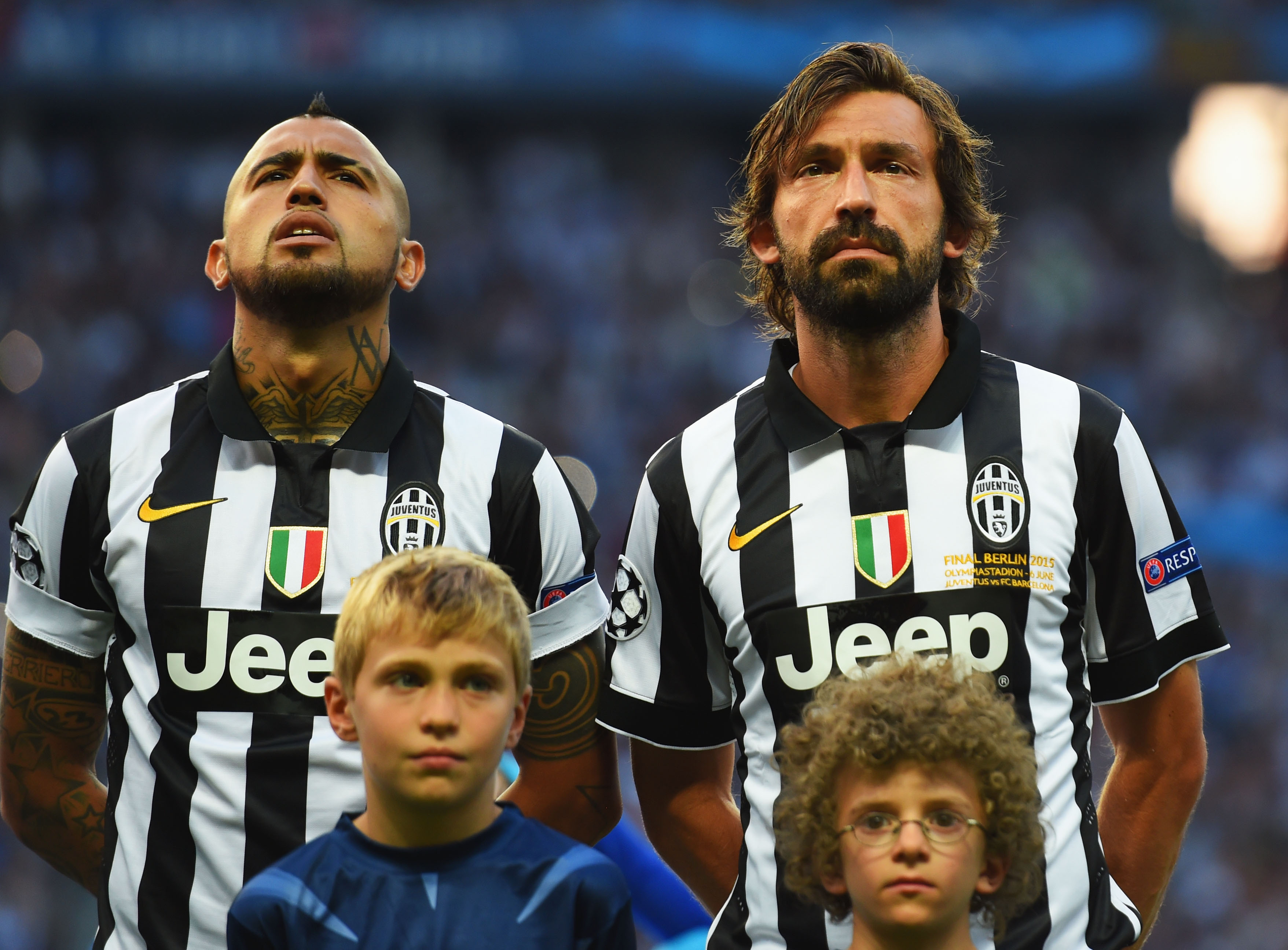 Juventus V Fc Barcelona Uefa Champions League Final Juvefc Comjuvefc Com