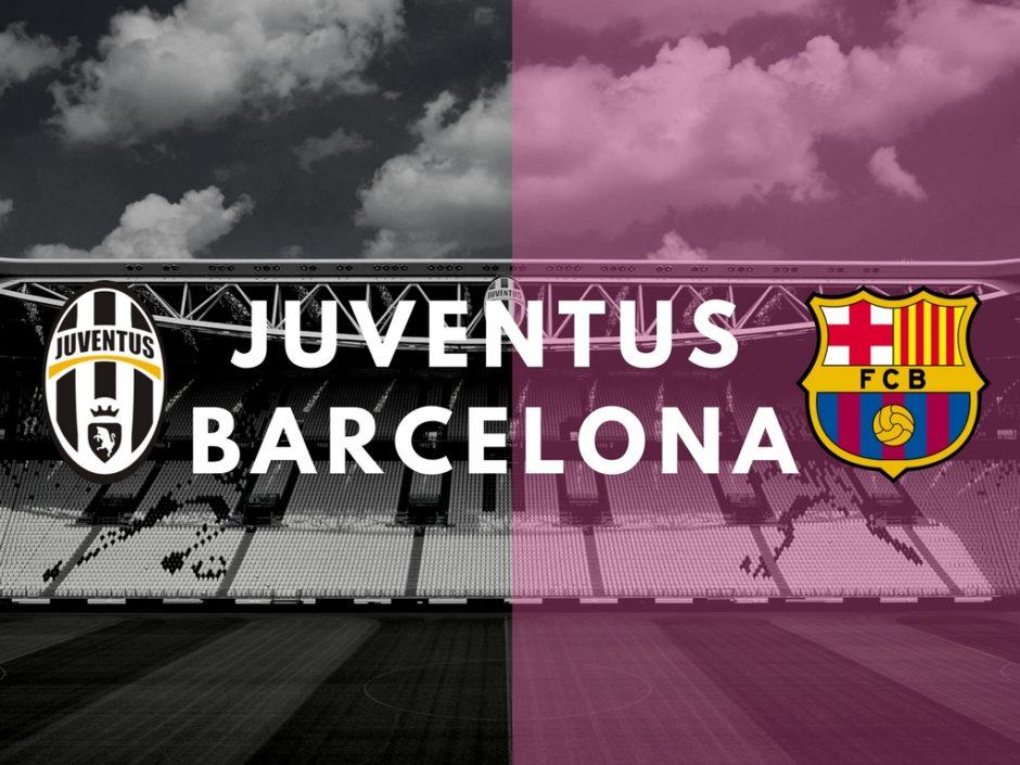 Juventus V Barcelona Champions League Preview Juvefc Com