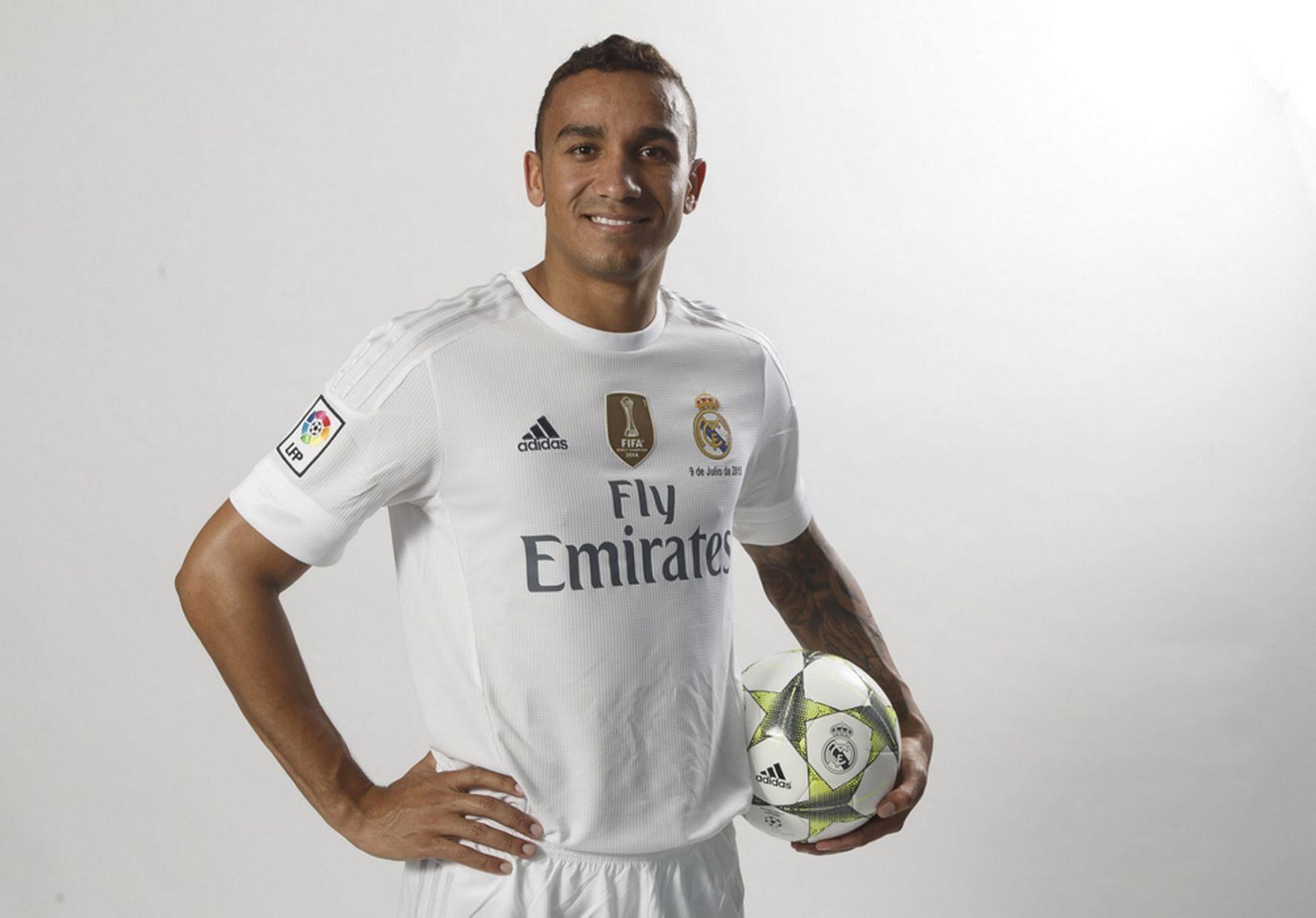 Juventus Meet With Danilo Agent