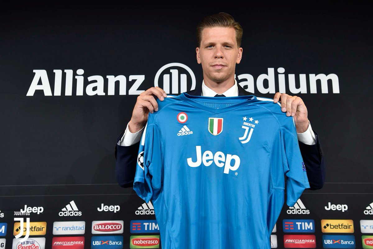 OFFICIAL Juventus Sign Wojciech Szczesny