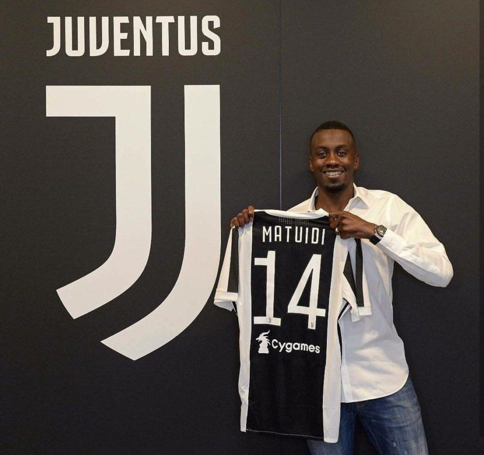 OFFICIAL Juventus sign Blaise Matuidi Juvefc