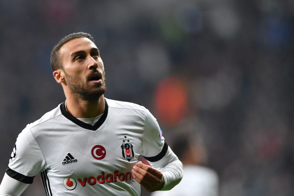 Juventus Interested In Signing Cenk Tosun -Juvefc.com