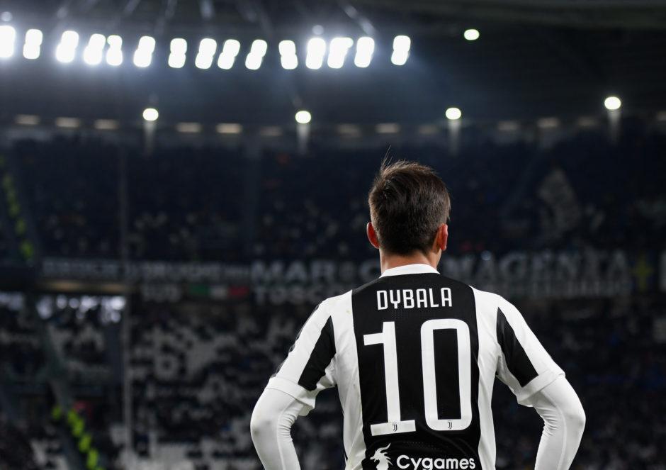 9d0c2fcf4 Paulo Dybala Trikot 2018 – Spieler Bild Idee