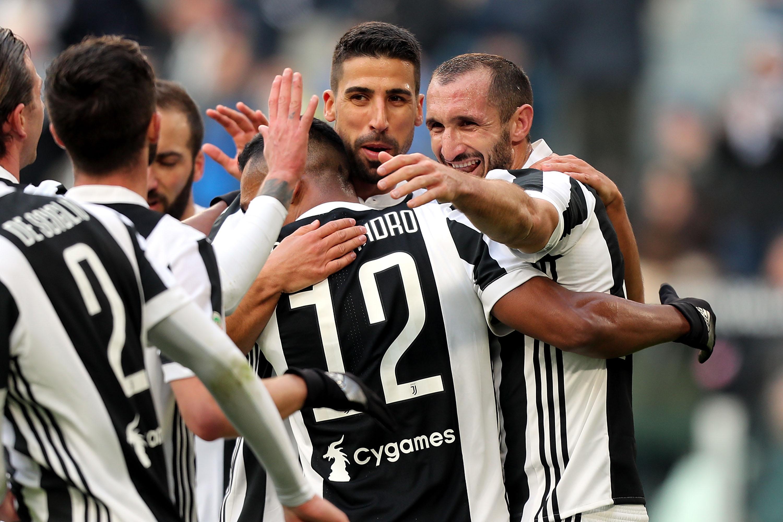 Juventus 7-0 Sassuolo Player Ratings -Juvefc.com