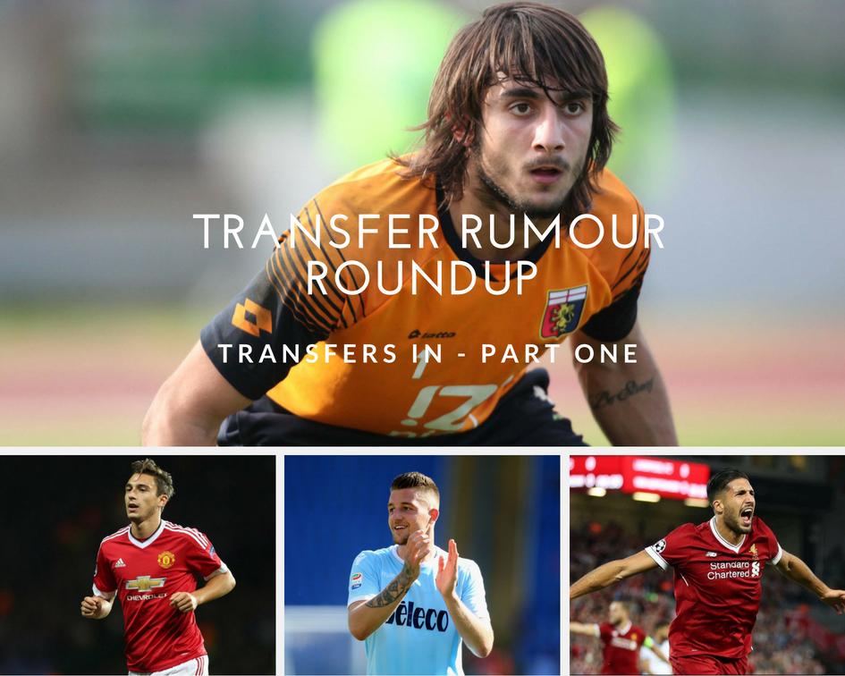 Transfer Juventus