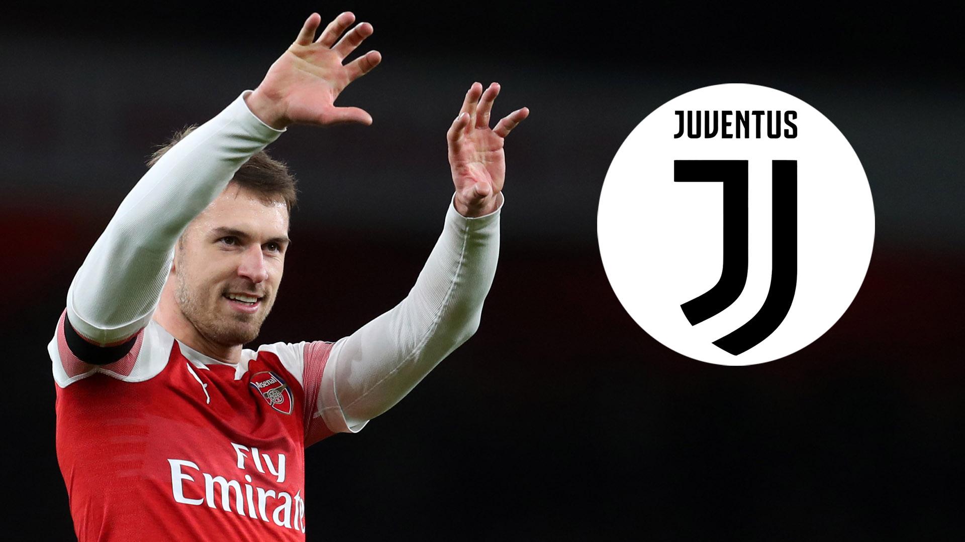 Ramsey Juve: Aaron Ramsey -Juvefc.com