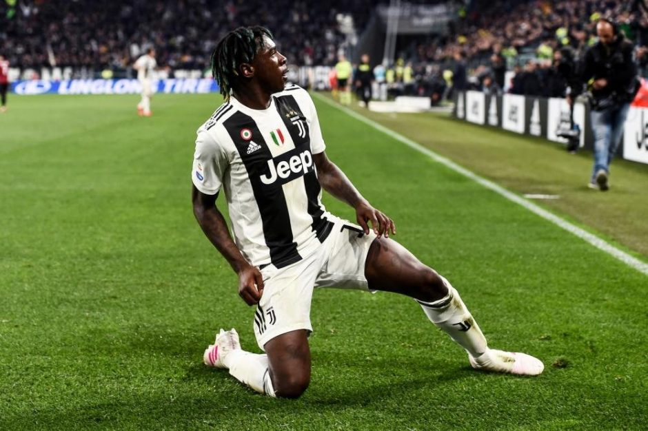 Moise Kean Reveals That He Had The Chance To Return To Juventus Juvefc Com