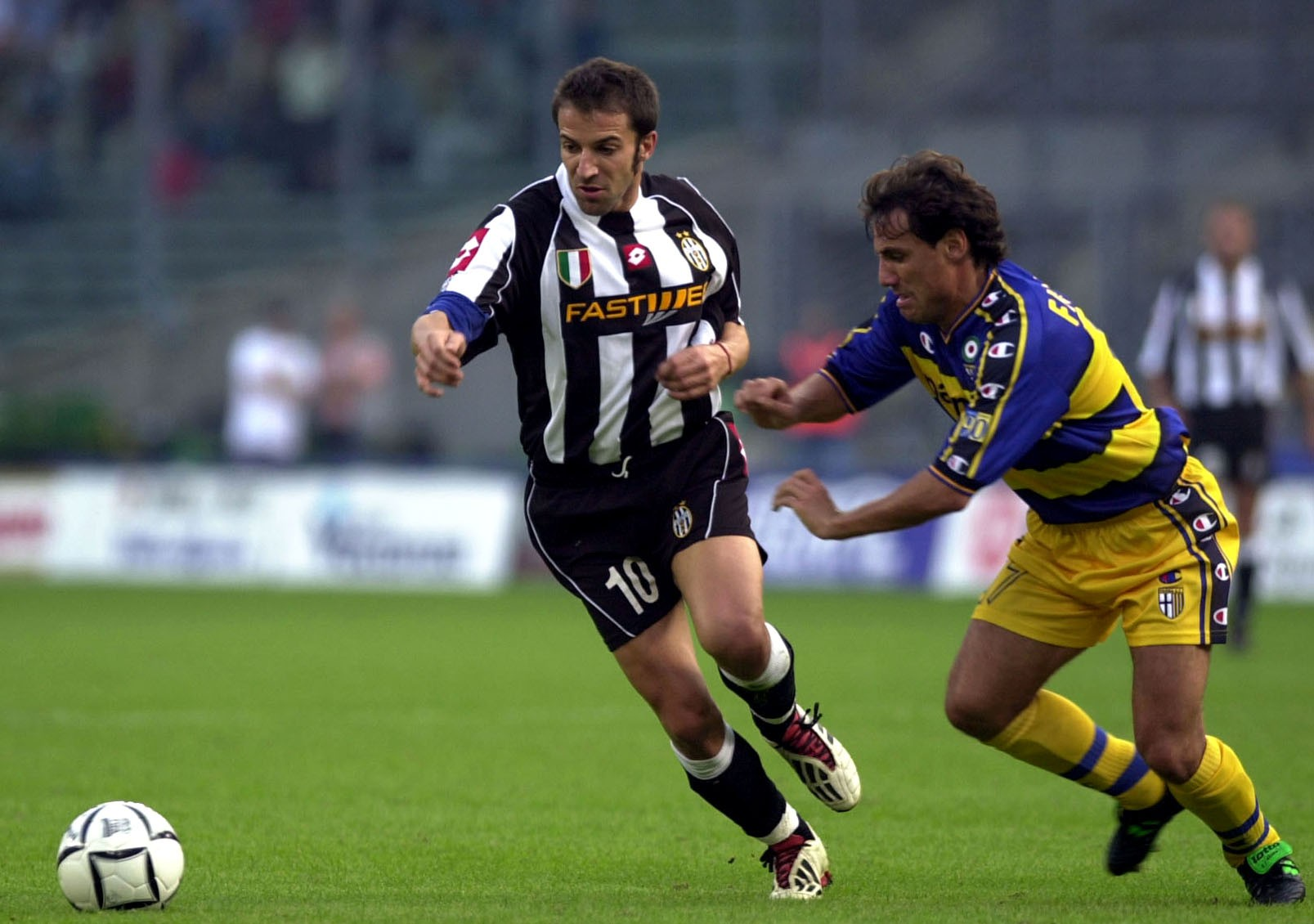 Juventus Soccer Legend Alessandro Del Piero On Life After ...