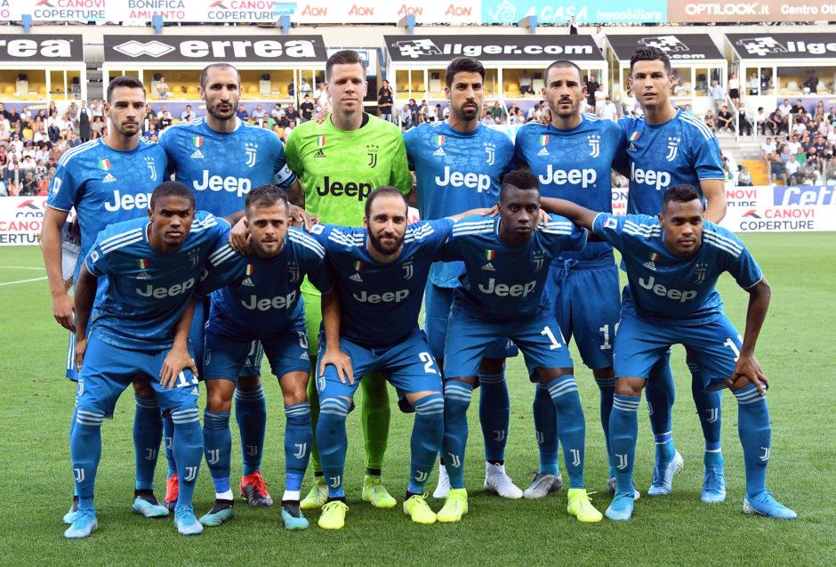Resultado de imagen para Parma 0-1 juventus