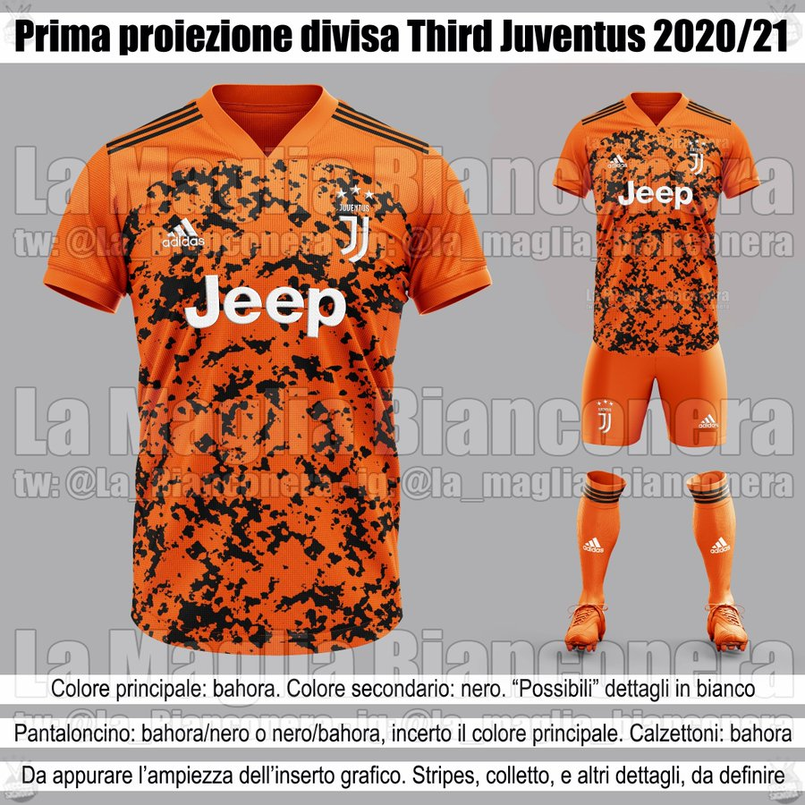 13+ Juventus Kit 2021 Third