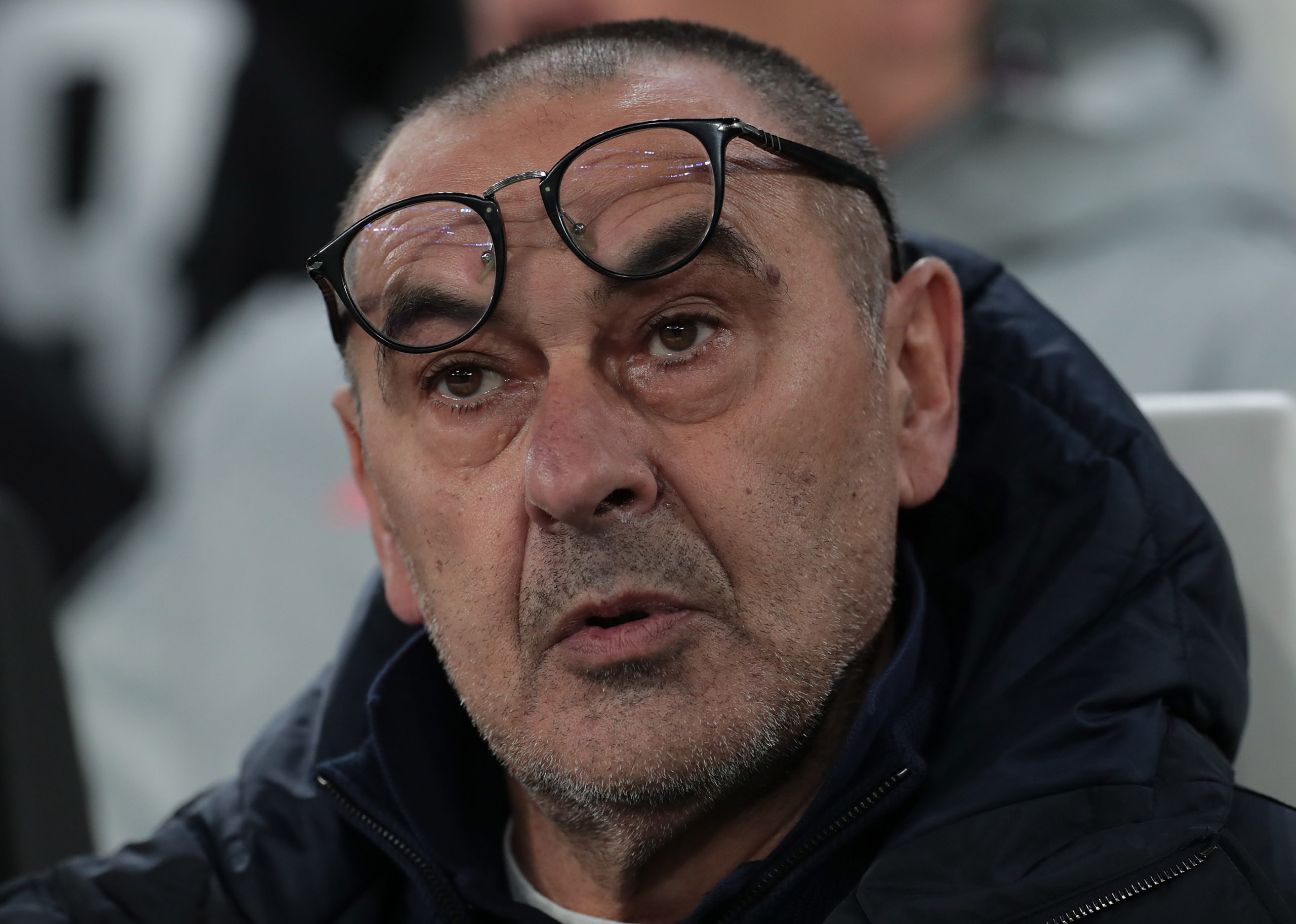 Sarri: 'I was angry and disappointed' -Juvefc.com
