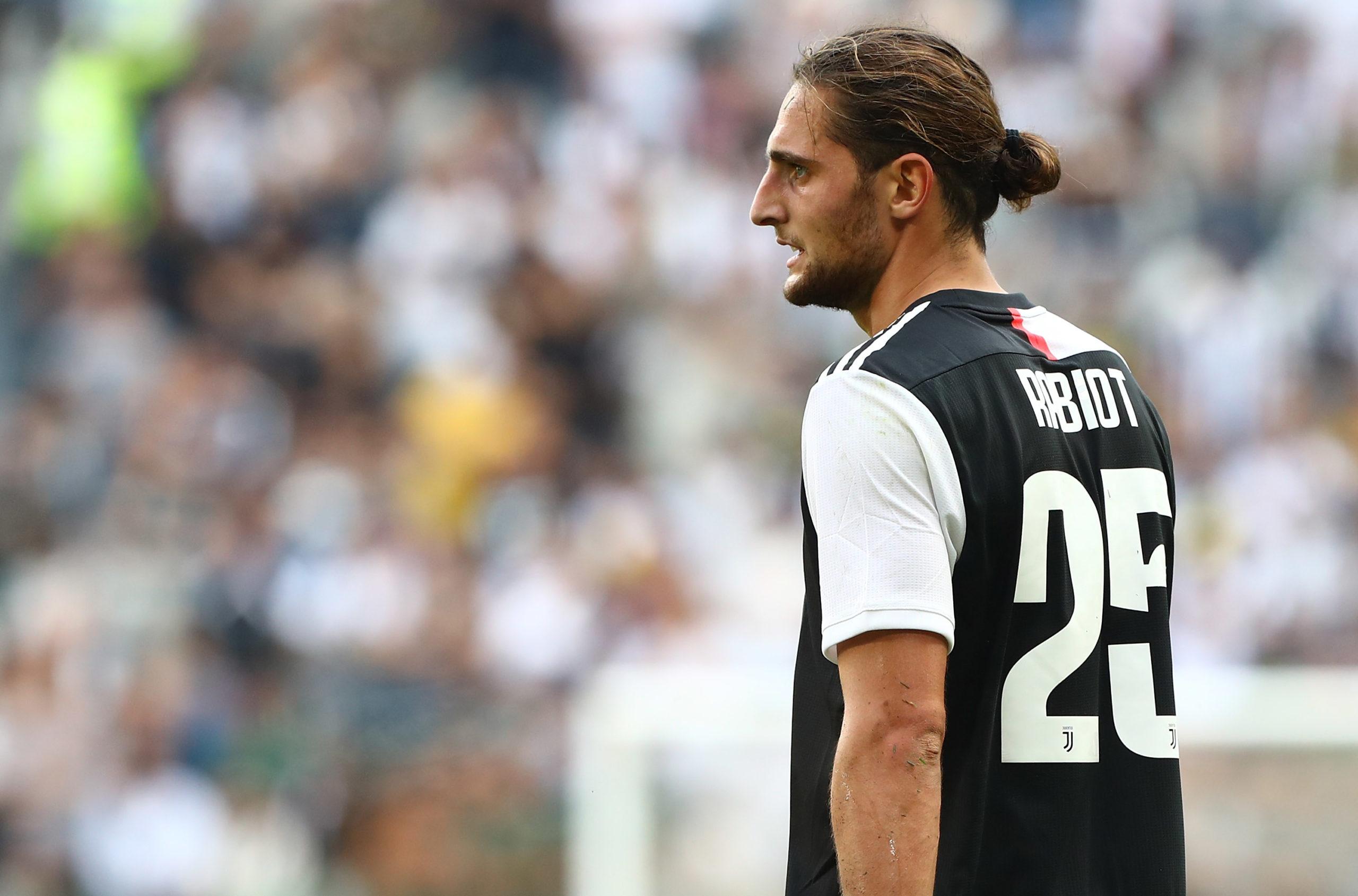 Newcastle target Adrien Rabiot