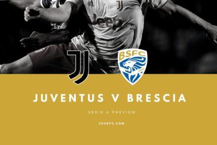 Juventus v Brescia