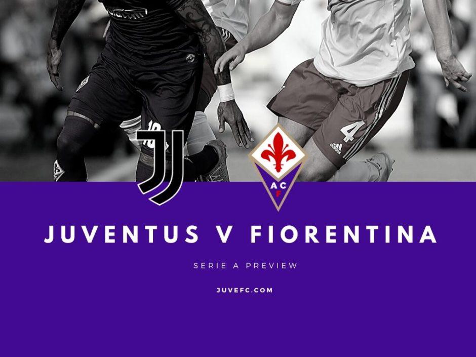 Juventus v Fiorentina
