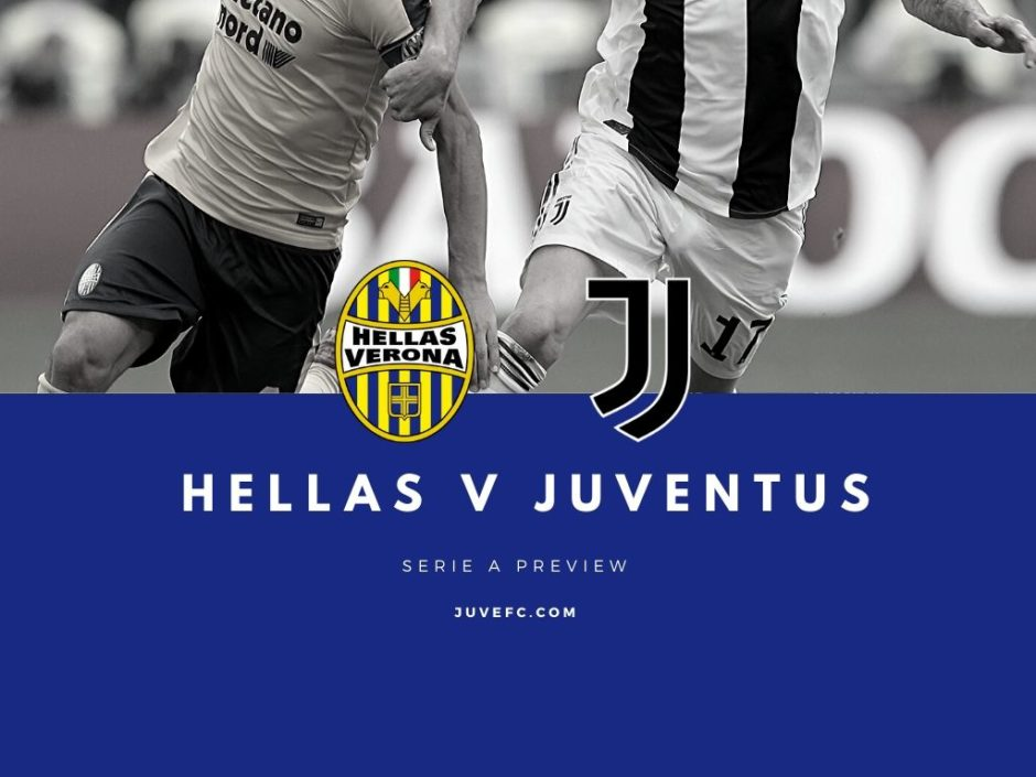 Hellas v Juventus