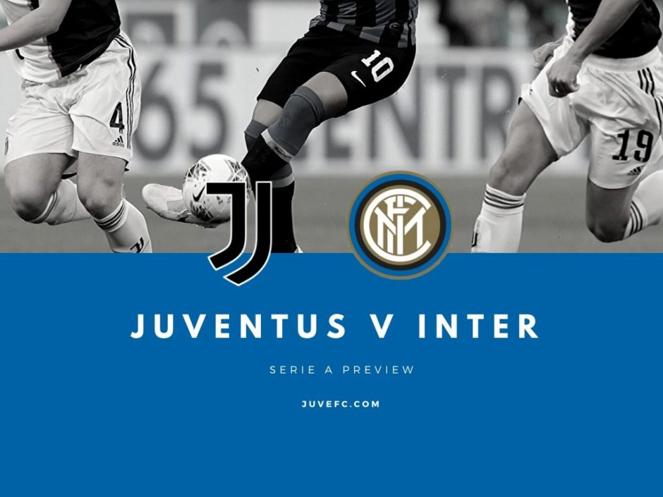Juventus v Inter