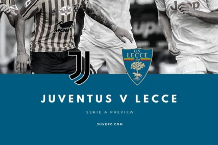 Juventus v Lecce