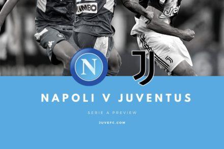 Napoli v Juventus
