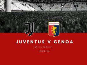 Genoa v Juventus