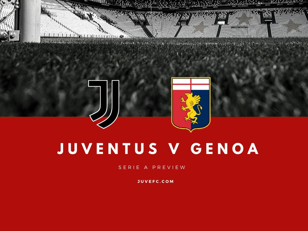 Genoa vs juventus betting preview meaning of 1x in betting what does 80