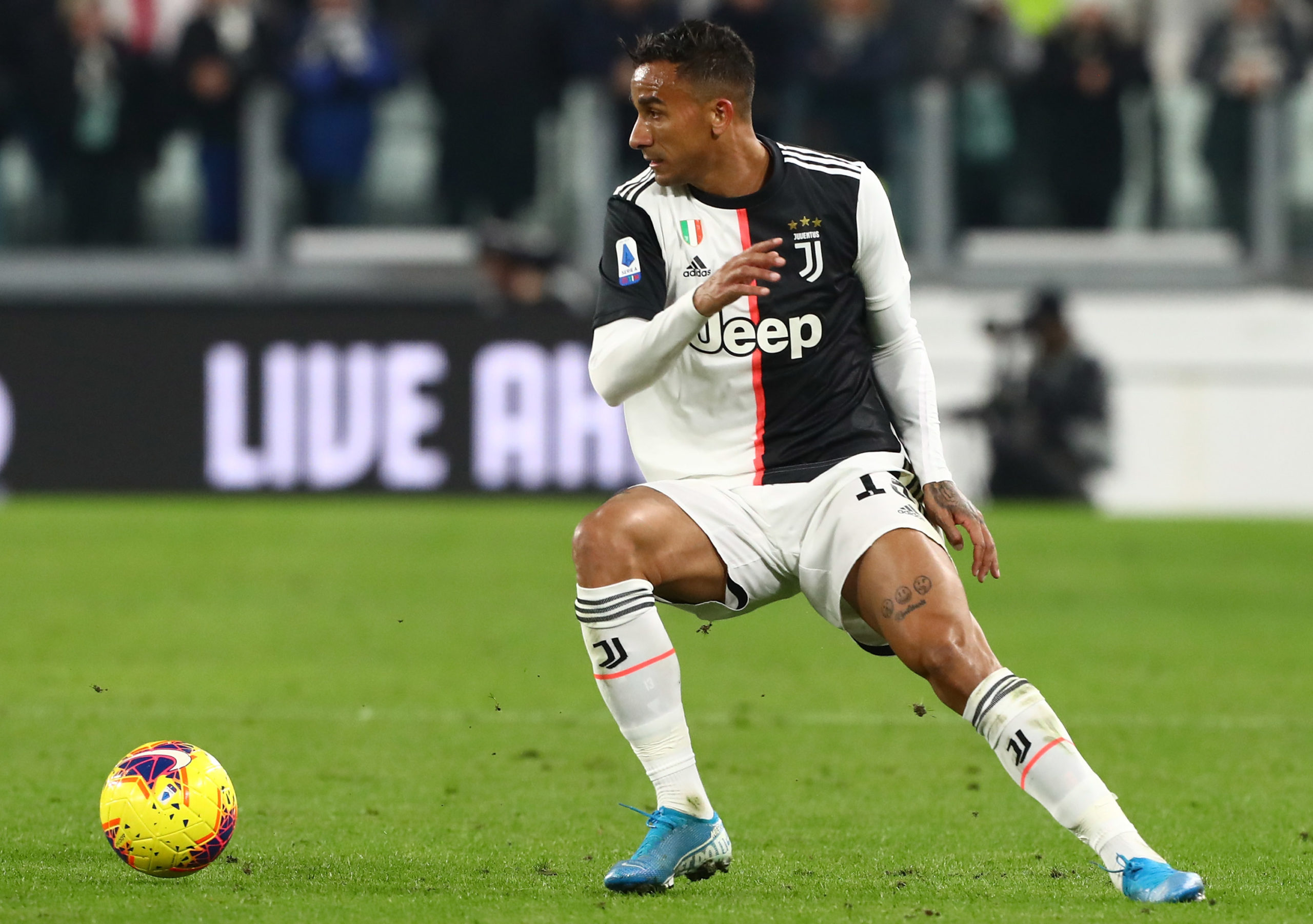 We Must Be Different To The Performance Against Inter Danilo Issues Wake Up Call Juvefc Com