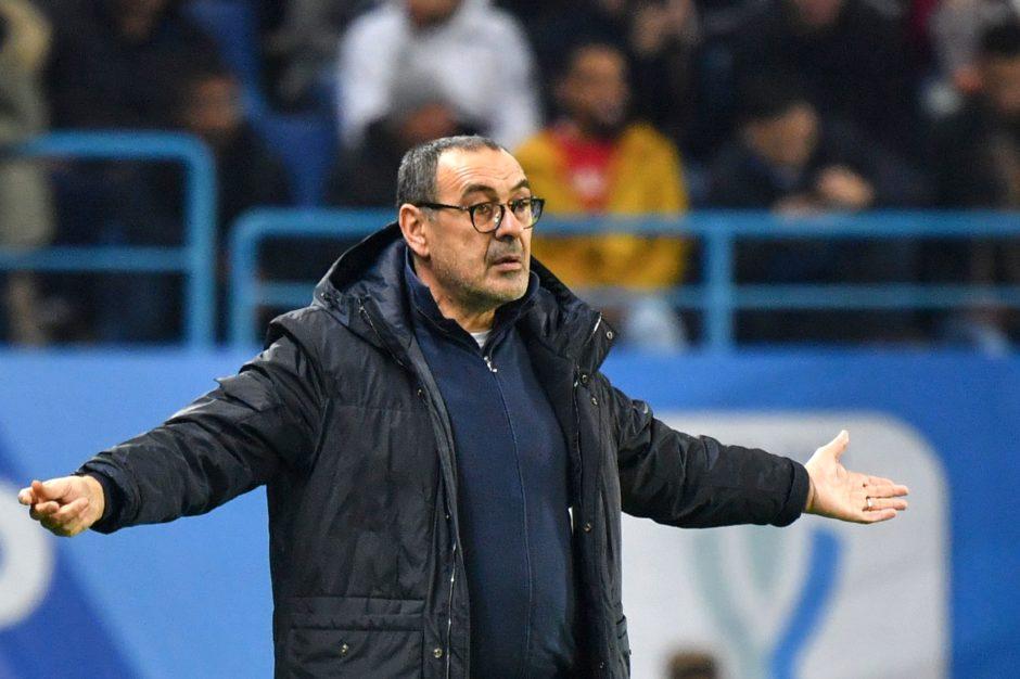 Maurizio Sarri might return to management sooner than expected -Juvefc.com