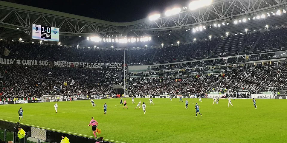 Juventus Attendances Rank Third Highest In Serie A Juvefc Com