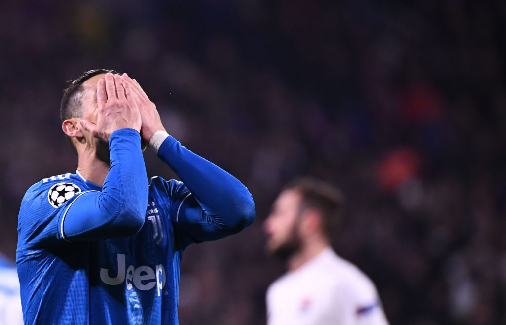 Lyon 1-0 Juventus Champions League Player Ratings thumbnail