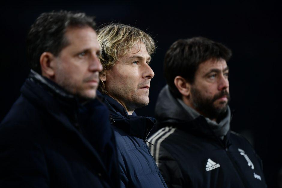 Paratici: 'Pirlo decision before Lyon game' -Juvefc.com